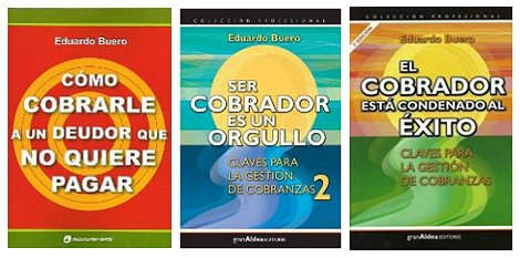 Los libros del Dr. Eduardo Buero